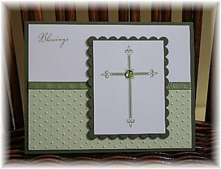 Blessings cross