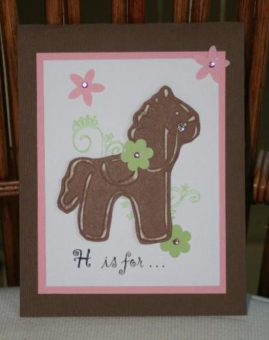 Horse invite