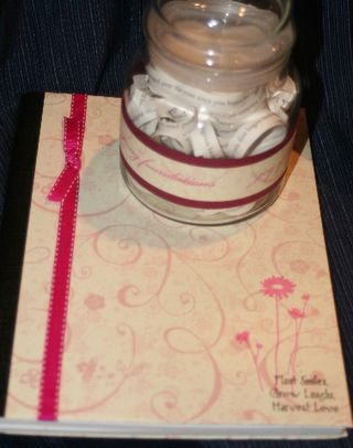 Journal jar set 3