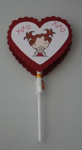 Lilly lollipop