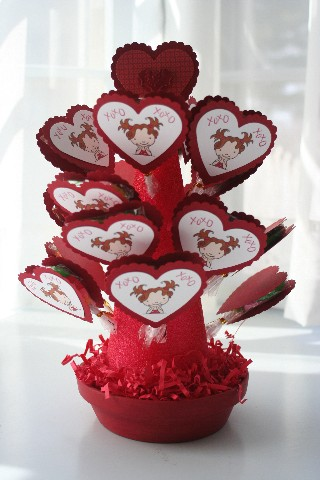 Lilly lolly tree