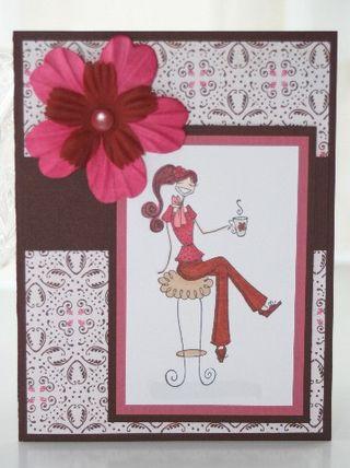 Coffeebella pink