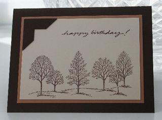 Birthday trees