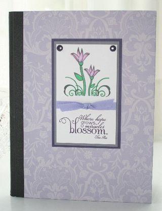 Comp purple blossom