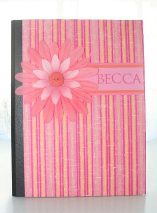 Comp notebook pink