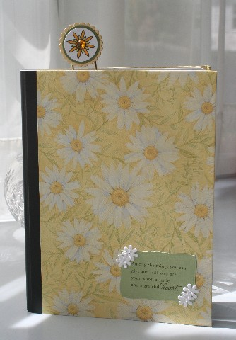 Comp yellow with bookmark