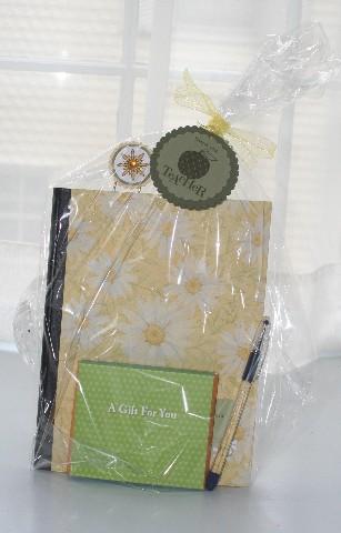 Yellow gift set