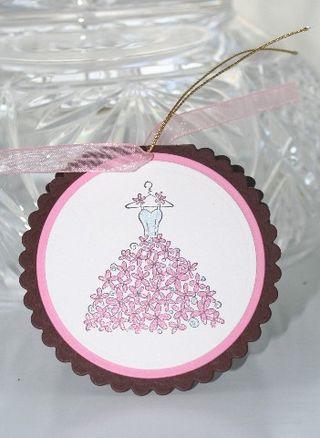 Gift card dress