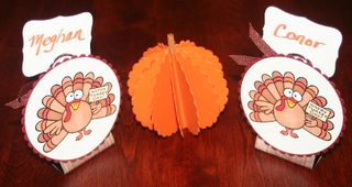Turkey placecard 3