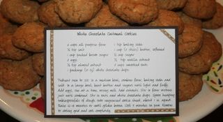 Recipe wc oatmeal