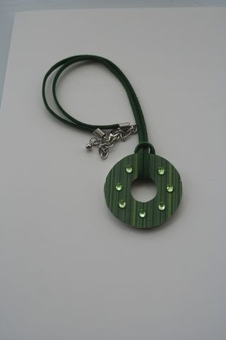 Washer necklace 1