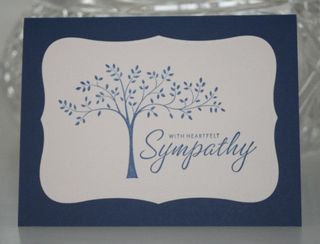 Sympathy tree CAS