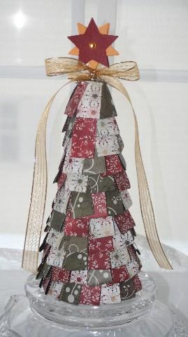 Xmas paper tree