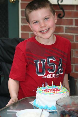 Conor birthday