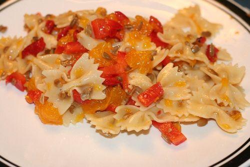 Recipe pasta salad
