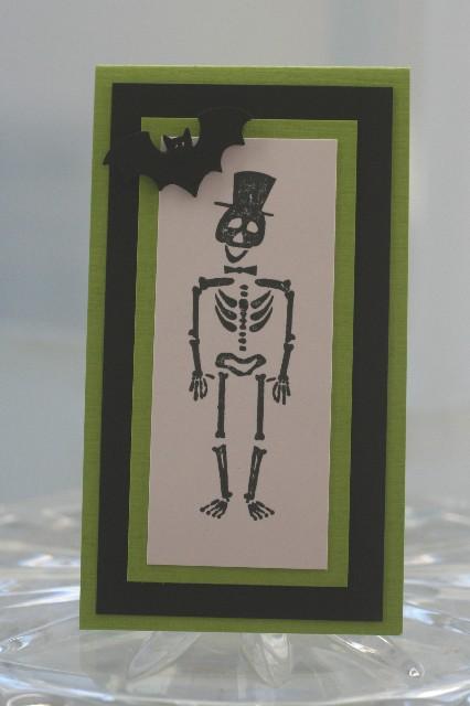 Scrapling skeleton
