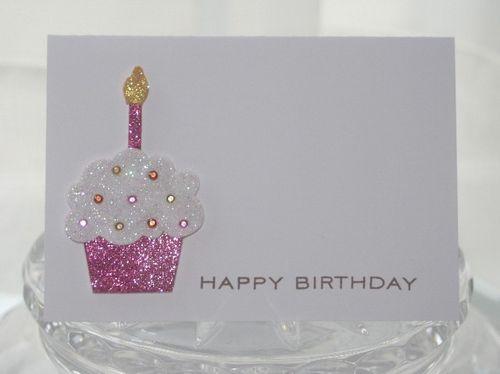 A1 cupcake pink