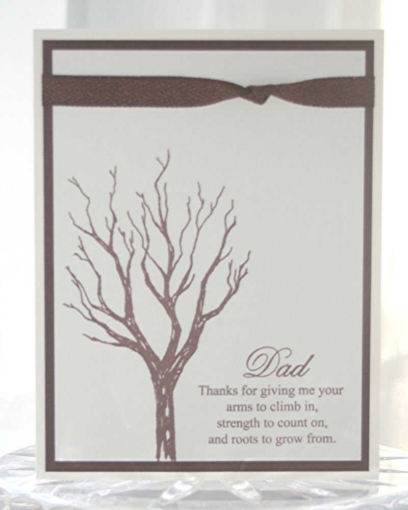 Fathers day tree
