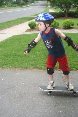 Skateboard conor