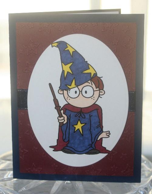 Wizard harry