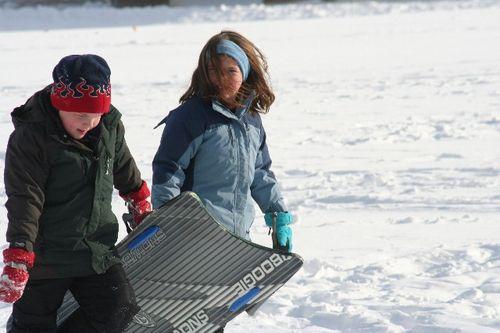 Snow kids 6