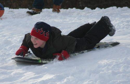 Snow kids 9