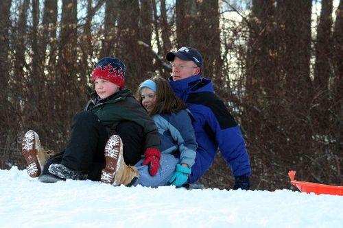 Snow kids 23