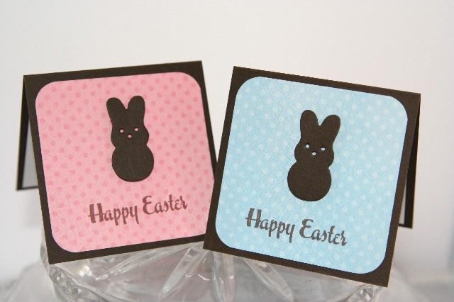 Mini bunny pair