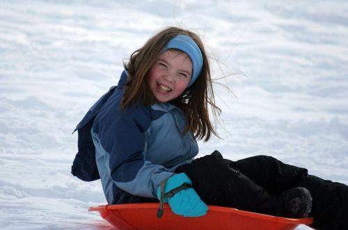 Snow kids 11