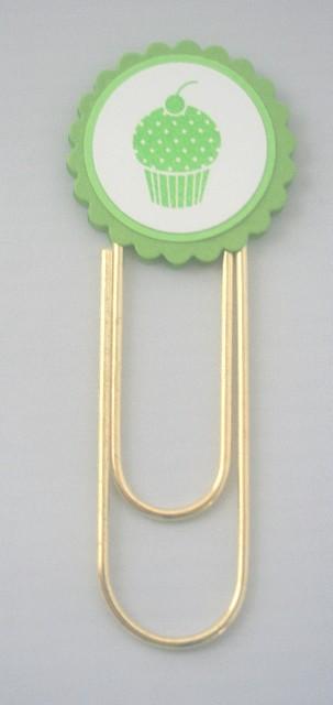 Bm cupcake green