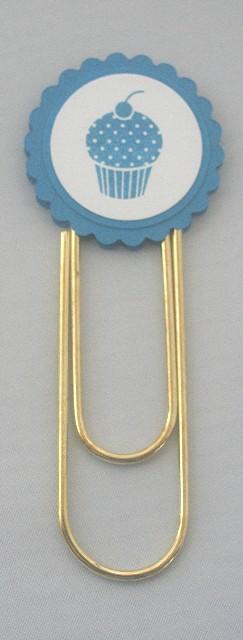 Bm cupcake blue