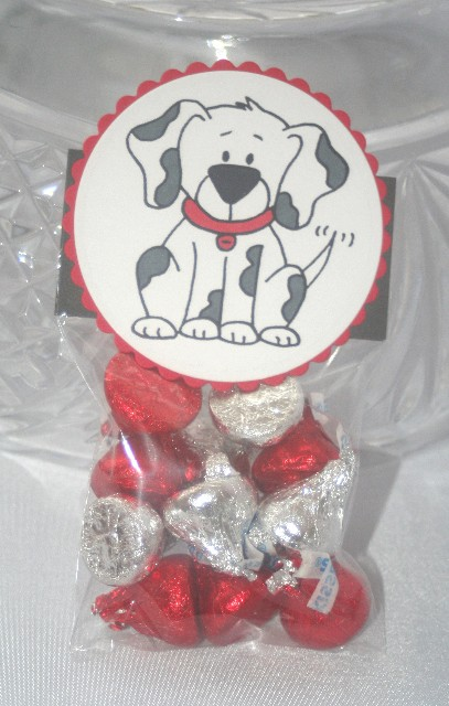 Valentine pup topper 1