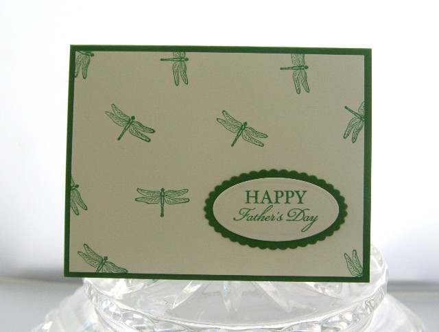 Fathers day dragonfly