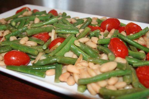 Recipe bean salad