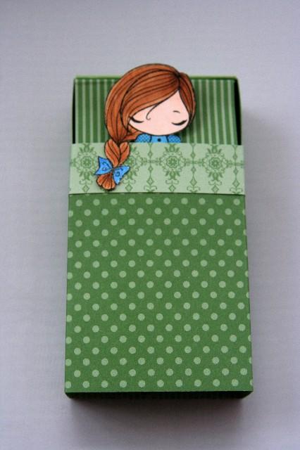 Sleepover invites green