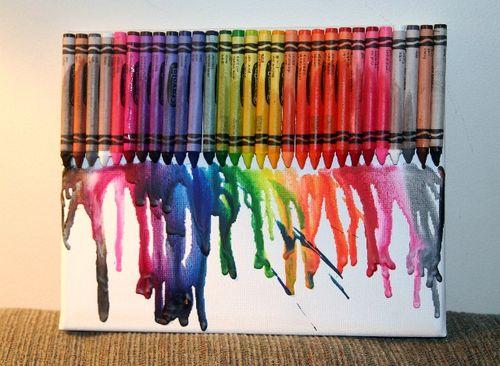 Crayon meg