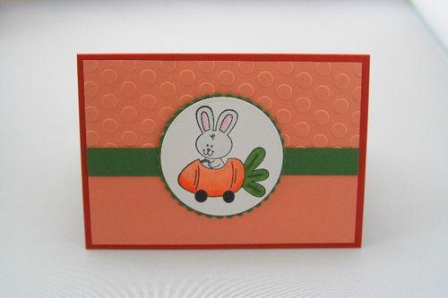 Bunny car