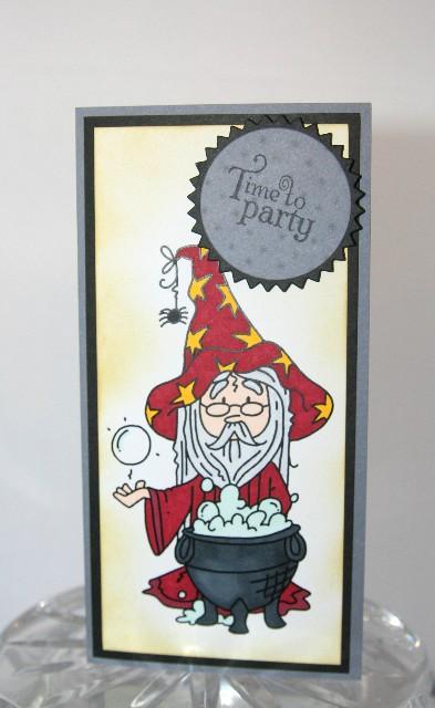 Dumbledore party