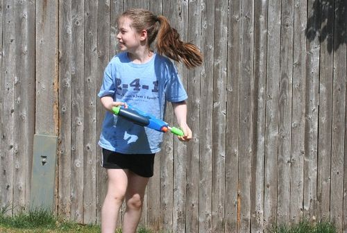 Water fight 2