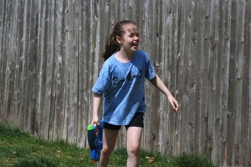 Water fight 5