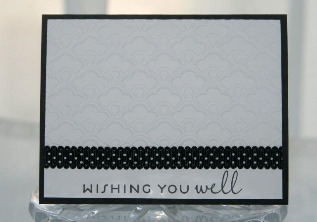 Wishing you well