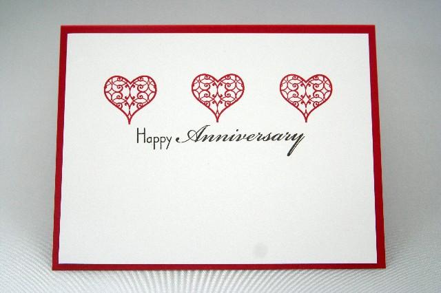 Hearts anniversary