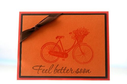 Feel better bicycle