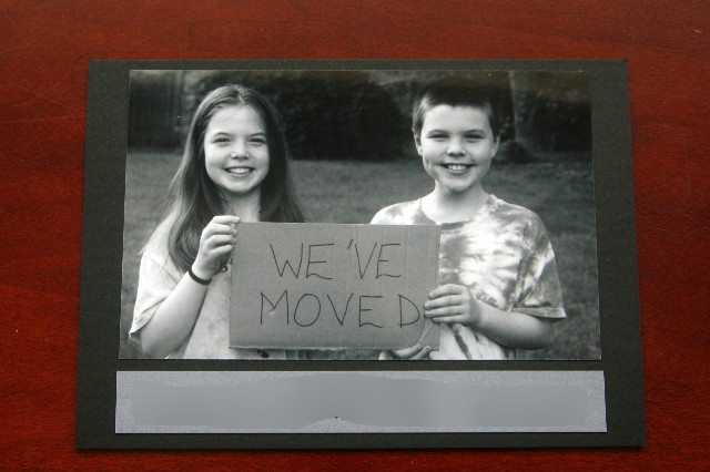 Moving announce back
