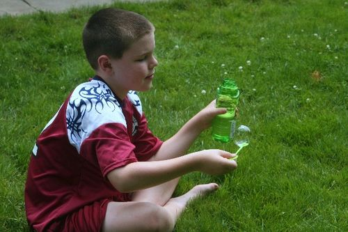 Conor bubble 1