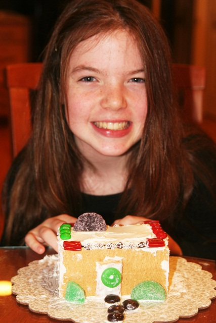 Gingerbread houses 11