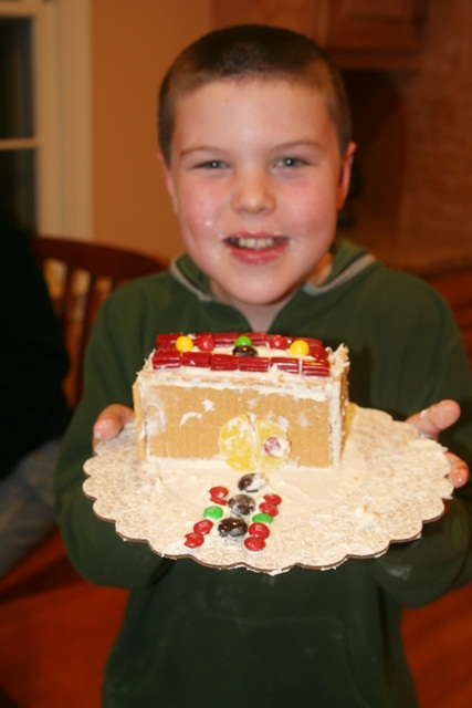 Gingerbread houses 14