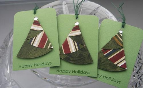 Tags folded trees set