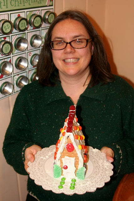 Gingerbread houses 15