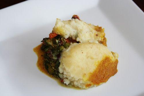 Food - shepherds pie